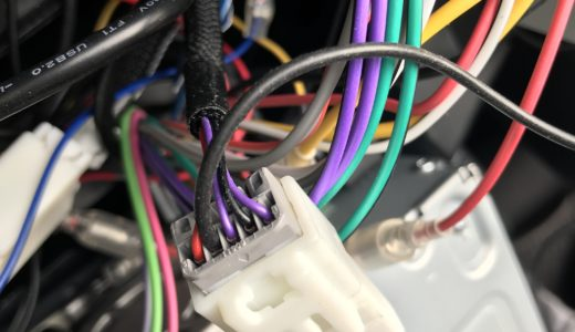 ナビ GND信号を追加