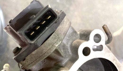AE86 スロットルポジションセンサー